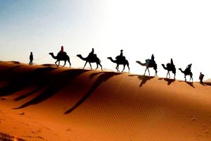 Tour to Dasht-e Kavir Desert